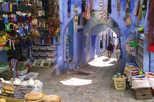 Excursión a Chaouen