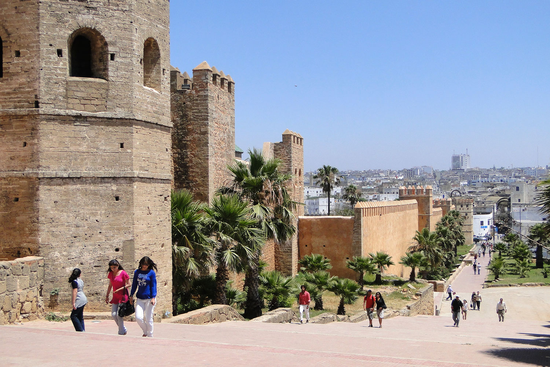 Marruecos con niños