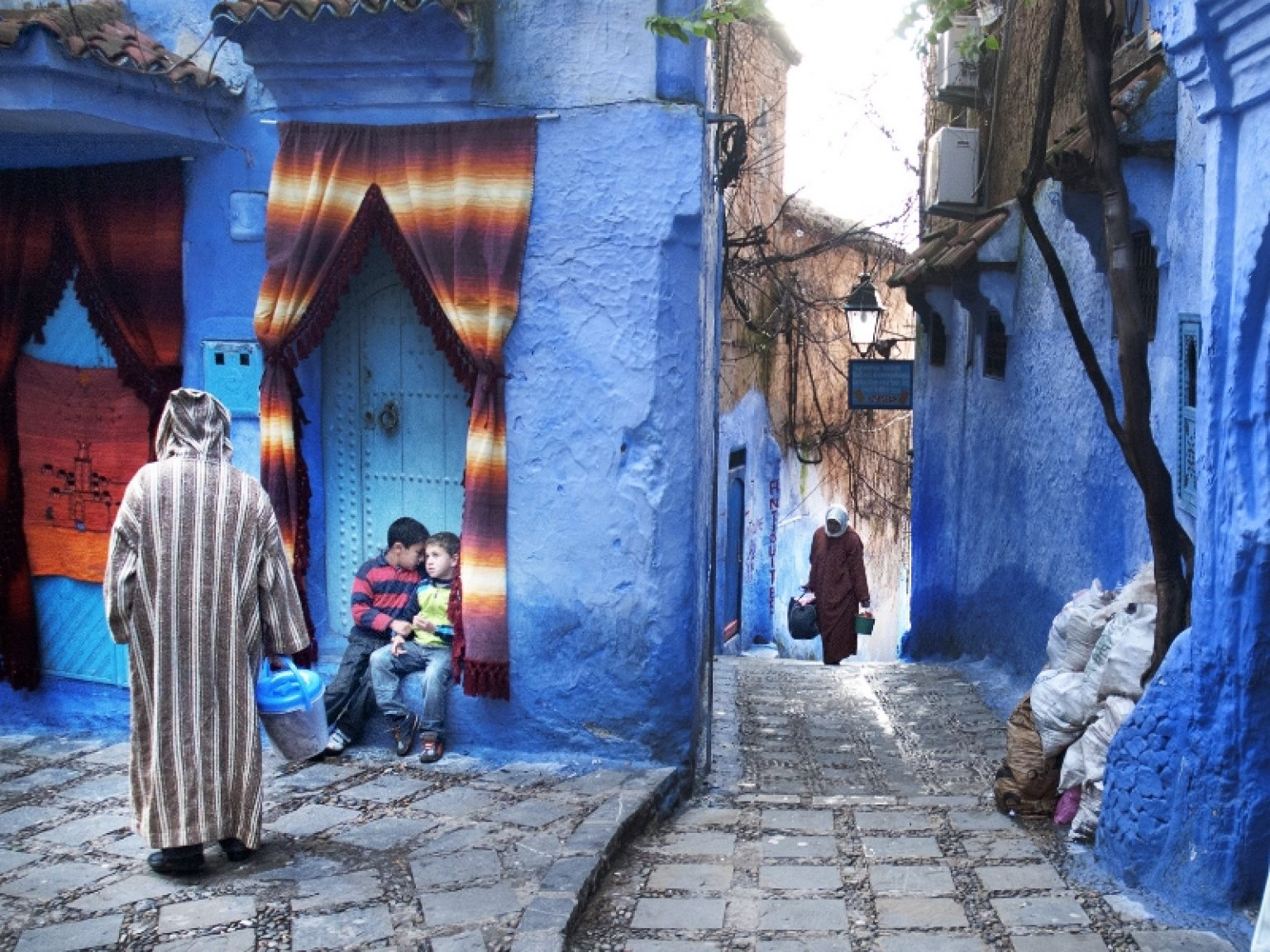 chaouen-excursion-marruecos-medina-de-chaouen