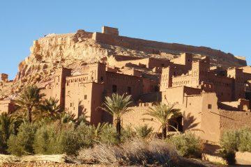 Ait ben Haddou y Ouarzazate