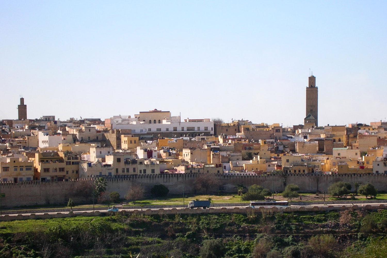 Excursión desde Fez a Meknes