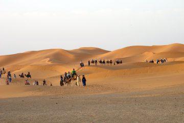 Excursión Fez Merzouga 3 días