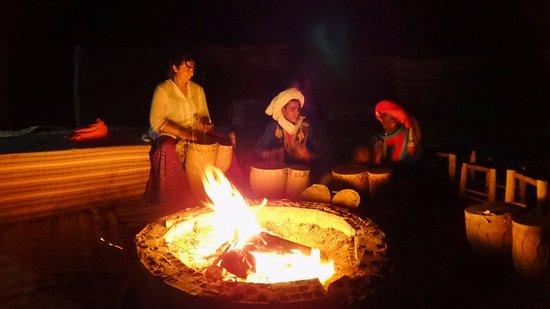 musica-en-el-campamento