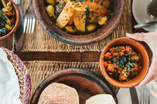 Cursos de Cocina en Marruecos